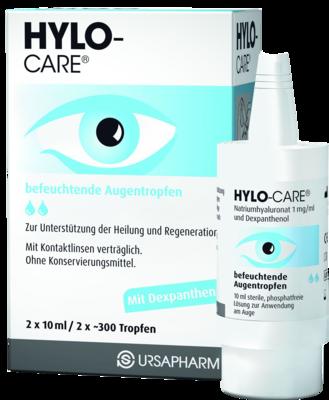 Hylo-care Augen (PZN 01632995)