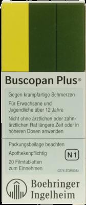 Buscopan plus (PZN 03999961)