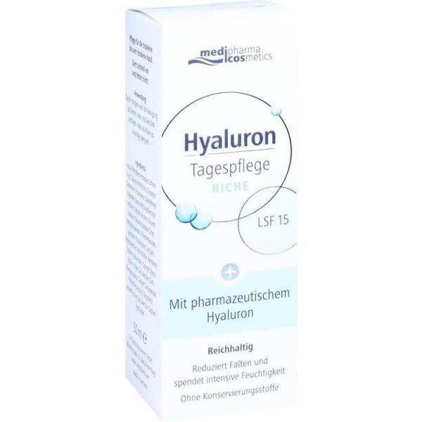 Hyaluron Tagesp Rich Lsf15 (PZN 11687000)