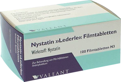 Nystatin Lederle Film (PZN 02518209)