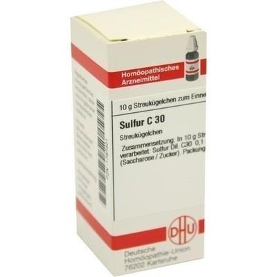 Sulfur C 30 (PZN 01787321)