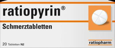 Ratiopyrin (PZN 07686182)