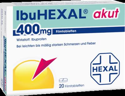 Ibuhexal Akut 400 Filmtabl. (PZN 00068972)