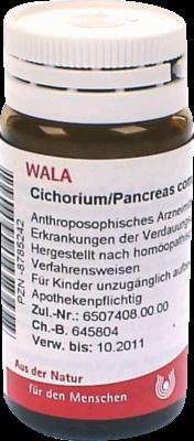 Cichorium Pancreas comp. (PZN 08785242)