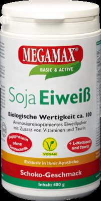 Megamax Soja Eiweiss Schoko (PZN 03246397)