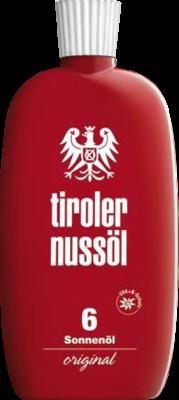 Tiroler Nussoel Orig.sonnenoel Wasserfest Lsf 6 (PZN 05960259)