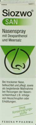 Siozwo San Nasenspray M.dexpanthenol U.meersalz (PZN 00964229)