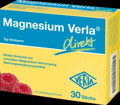 Magnesium Verla Direkt Granulat Himbeere (PZN 07396685)