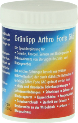 Gruenlipp Athro Forte Gag (PZN 01023121)