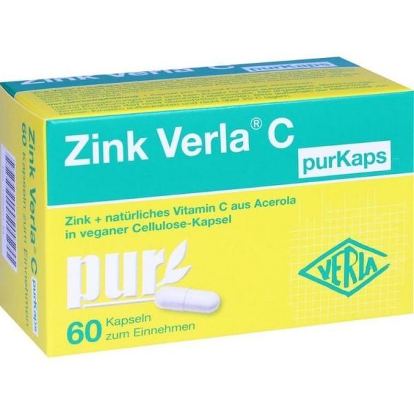 Zink Verla C Purkaps (PZN 11580271)