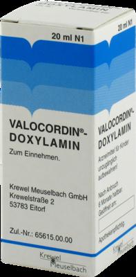 Valocordin Doxylamin Loesung (PZN 01741419)