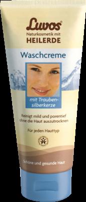 Luvos Waschcreme M. Traubensilberkerze (PZN 06129433)