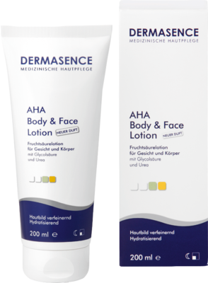 Dermasence Aha Body And Face Lotion (PZN 00976913)