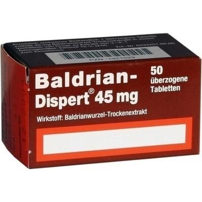 Baldrian Dispert 45 mg (PZN 01921529)