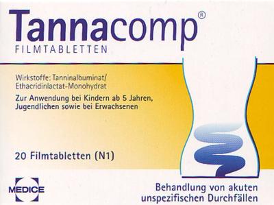 Tannacomp Film (PZN 01900332)