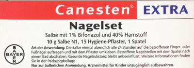 Canesten Extra Nagelset (PZN 00619053)