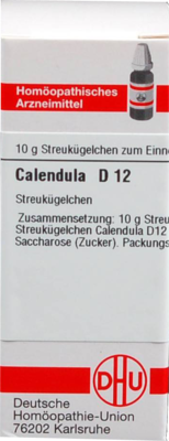 Calendula D12 (PZN 04208499)