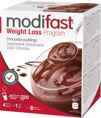 Modifast Programm Creme Schokolade (PZN 06139549)