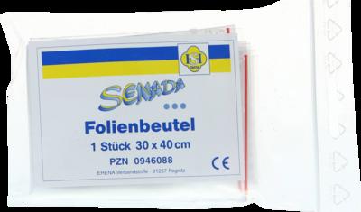 Senada Folienbeutel 30x40 (PZN 00946088)