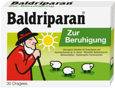 Baldriparan zur Beruhigung (PZN 10124789)