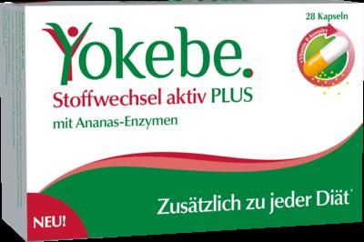 Yokebe Plus Stoffwechsel aktiv (PZN 10130695)
