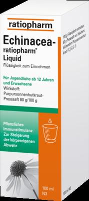 Echinacea Ratiopharm Liquidum (PZN 07686207)