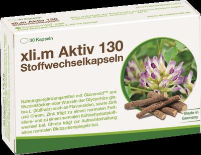 Xlim Aktiv 130 Stoffwechsel (PZN 10280029)