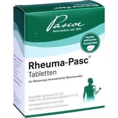 Rheuma Pasc (PZN 07439650)