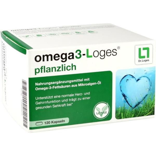 omega3-Loges pflanzlich (PZN 13980425)