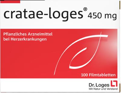 Cratae Loges 450mg (PZN 04517013)