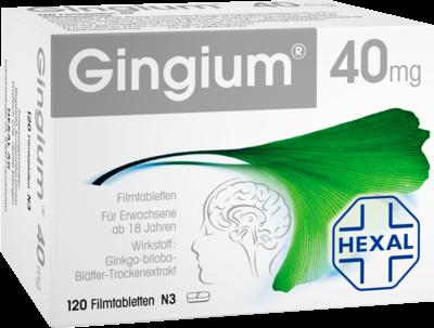 Gingium 40mg (PZN 08832734)