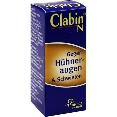 Clabin N Loesung (PZN 04996189)