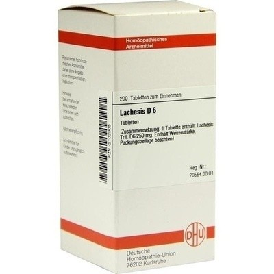 Lachesis D 6 (PZN 02102905)