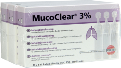 Mucoclear 3% Nacl Inhalationsloesung (PZN 05737225)