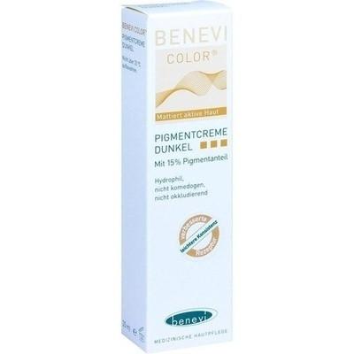Benevi Color Pigmentcreme Dunkel (PZN 06498194)