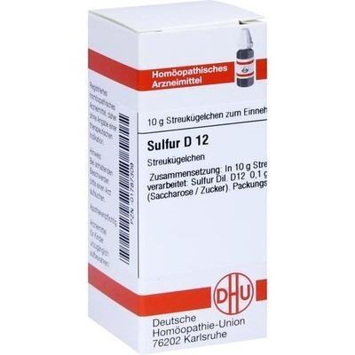 Sulfur D 12 (PZN 01787309)