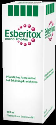 Esberitox Mono (PZN 04682812)
