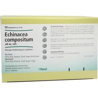 Echinacea Compositum Ad Us. Vet. (PZN 04749485)