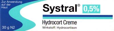 Systral Hydrocort 0,5% (PZN 01234065)