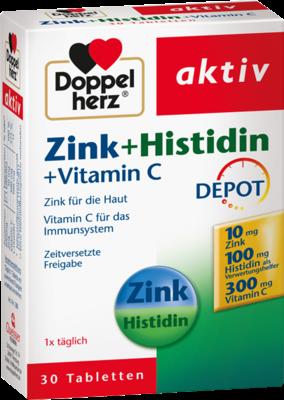 Doppelherz Zink + Histidin Depot (PZN 02898732)