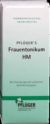 Pfluegers Frauentonikum Hm Tropfen (PZN 00624657)