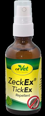 Zeckex Spray Neu Vet. (PZN 09331230)