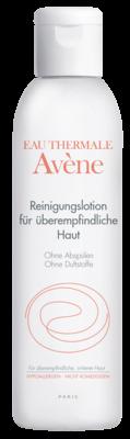 Avene Reinigungslotion für überempfindliche Haut (PZN 08487740)
