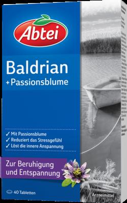 Abtei Baldrian Plus Passionsblume Tabl.ueberzoge (PZN 06765330)