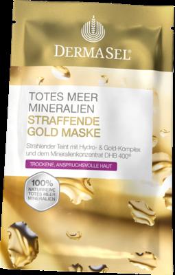 Dermasel Maske Gold Exklusiv (PZN 07387344)