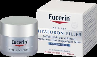 Eucerin Anti Age Hyaluron Filler Nacht Tiegel (PZN 04668723)