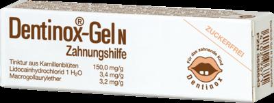 Dentinox Gel N Zahnungshilfe (PZN 03556643)
