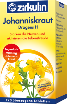 Johanniskraut  H (PZN 01569771)