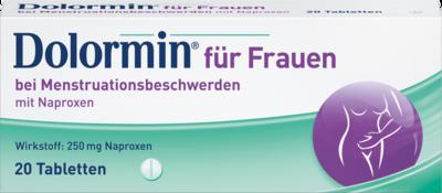 Dolormin für Frauen (PZN 02434091)