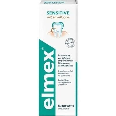 Elmex Sensitive Zahnspuelung (PZN 00812063)